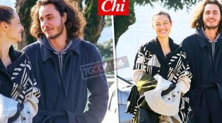 Marica Pellegrinelli e la nuova vita con Charley Vezza: fuga in campagna