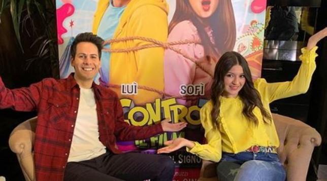 Ecco chi sono Sofì e Luì, gli YouTuber che hanno conquistato i bambini e... il cinema
