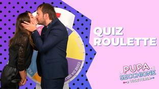 """""""Quiz Roulette"""" con Martina Di Maria e Lorenzo De Lauretis"""