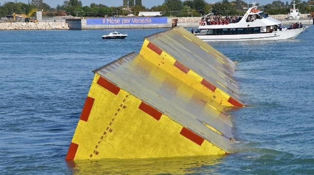 Venezia, il Mose potrà essere in funzione dal 30 giugno