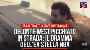Delonte West, da stella Nba a clochard: video shock del pestaggio in strada