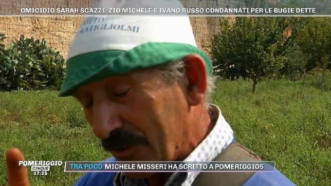 Michele Misseri scrive a