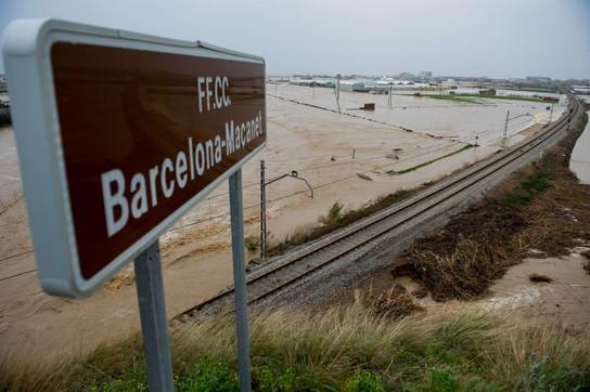 Tempesta Gloria fa strage in Spagna