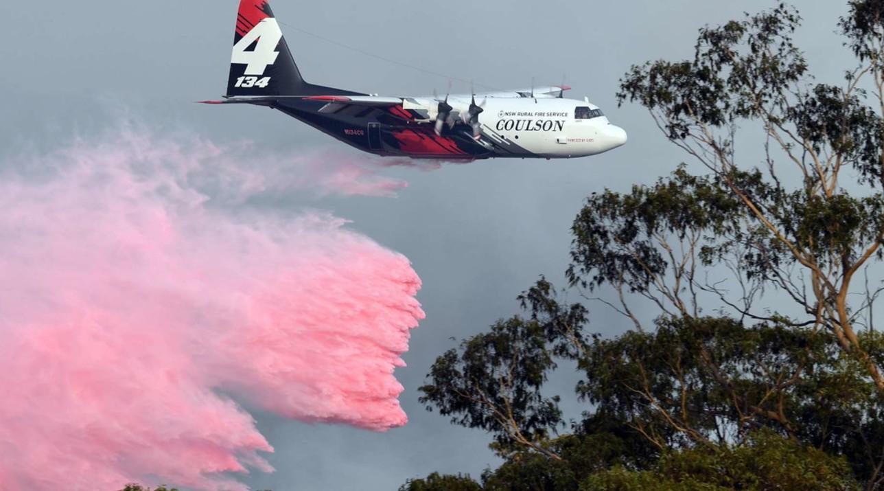 Australia,aereo antincendio sparito da radar; si teme sia precipitato