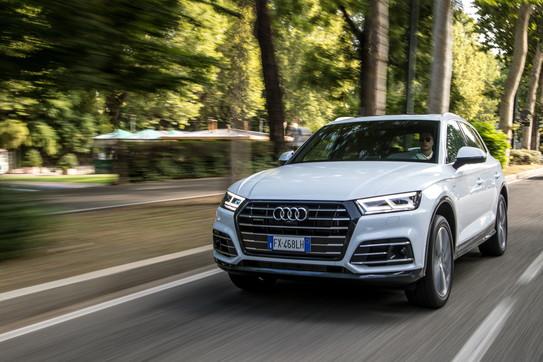 Audi Q5 modello 2020