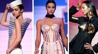 Gaultier, l'addio è senza lacrime: sfilata-show anche con Boy George