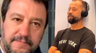Frasi su Salvini, Linus bacchetta Fabio Volo: