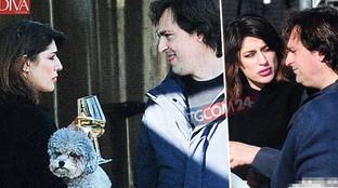 Elisa Isoardi è ubriaca d'amore con Alessandro Di Paolo