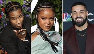 Rihanna è tornata single e si