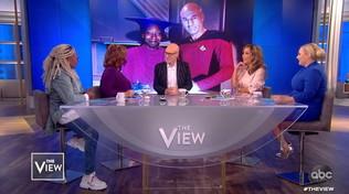 Whoopi Goldberg accetta in diretta tv di tornarenel mondo di