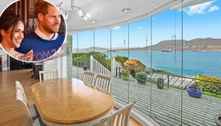 Ecco la casa dei sogni che Harry e Meghan vogliono acquistare in Canada