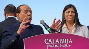Regionali Calabria, Berlusconi:
