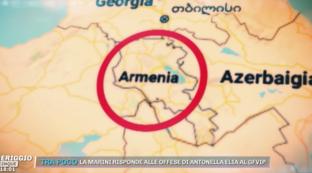 """""""Pomeriggio Cinque"""", Luigi Mario Favoloso è in Armenia"""