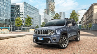 Jeep 4xe, la svolta eco del brand