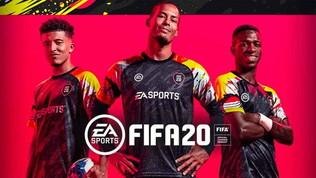 FIFA 20 Ultimate Team: un muro di nome van Dijk