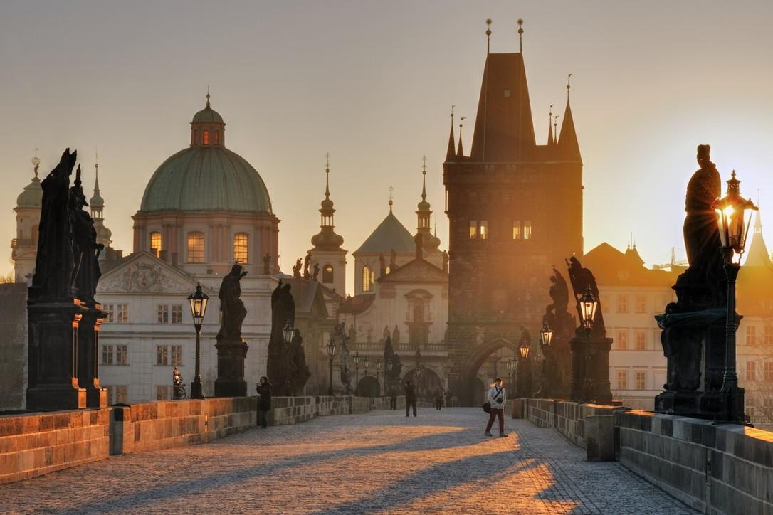 San Valentino a Praga, tra le braccia di Cupido