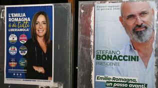 Emilia Romagna, Bonaccini invita gli elettori M5s al voto disgiunto   Bergonzoni:
