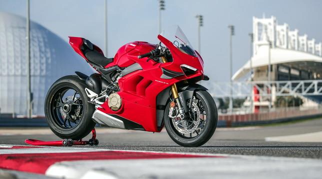 Ducati Panigale V4 MY2020