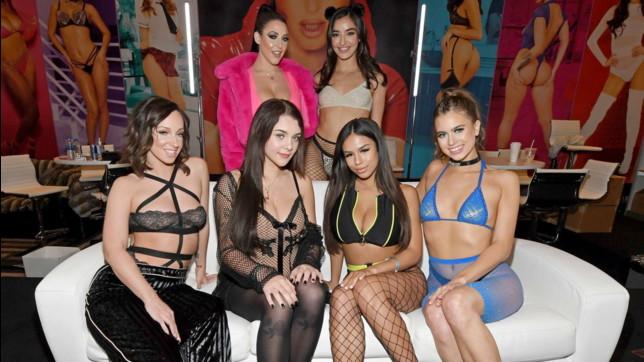 AVN Awards 2020, gli Oscar del porno: guarda le vincitrici e le protagoniste