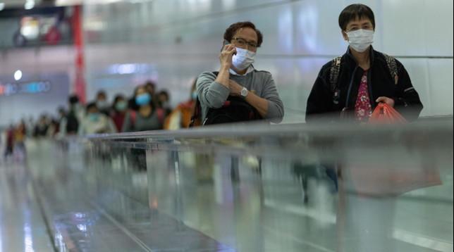 Virus Cina, a Fiumicino e Malpensa si controlla la temperatura dei passeggeri