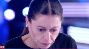 """Gerardina Trovato a """"Live - Non è la d'Urso"""": """"Vivo con gli 80 euro al mese della Caritas"""""""