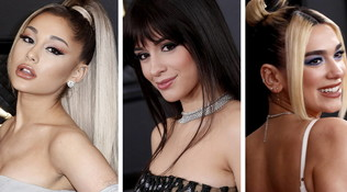 Grammy Awards 2020, beauty trends: alle star piace la ponytail