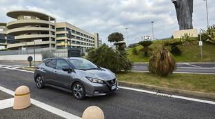 Nissan nuova Leaf e+ 62 kWh
