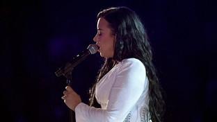 Demi Lovato sul palco dei Grammy: guarda le foto