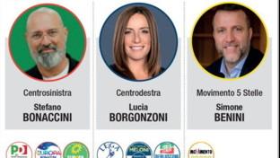 Elezioni regionali, i risultati definitivi in Emilia Romagna
