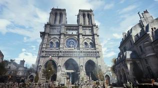 Notre Dame torna a vivere in un documentario interattivo grazie alla realtà virtuale