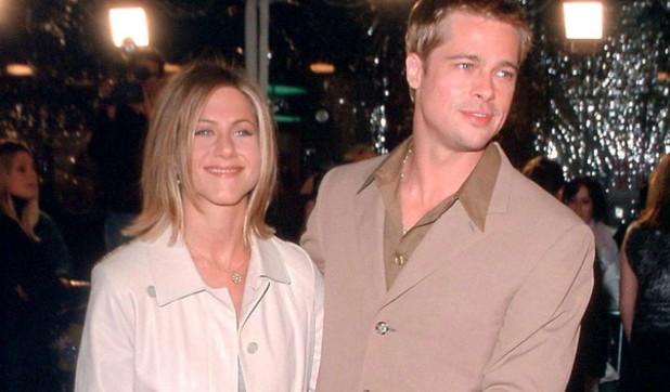 Brad Pitt e Jennifer Aniston, un amore lungo vent'anni