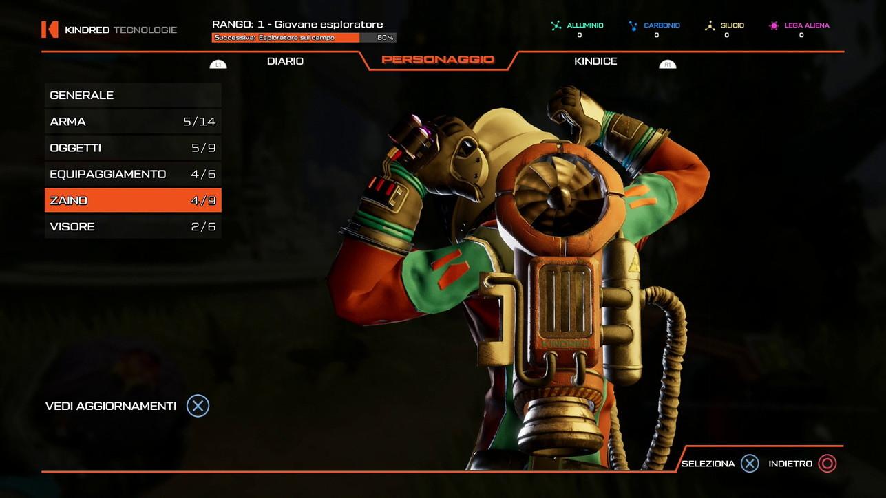 Journey to the Savage Planet, le immagini di gioco