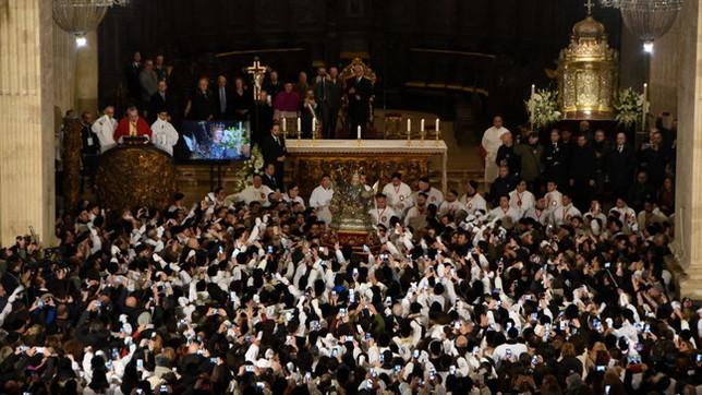 Catania in festa: trionfo barocco per Sant'Agata