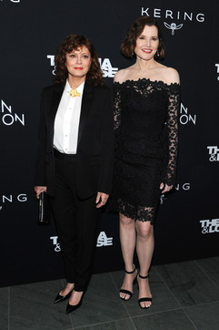 """Thelma& Louise"" oggi: reunion per Geena Davis e Susan Sarandon"
