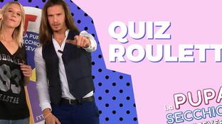 """""""La pupa e il secchione e viceversa"""": """"Quiz Roulette"""" con Sandra Maestri e Marco Sarra"""