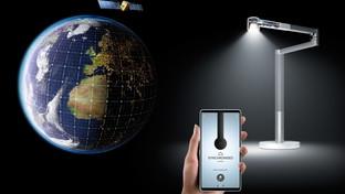 La tecnologia porta a casa nostra la luce della natura