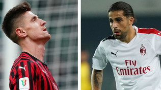 Il Milan cede: Piatek all'Hertha, Rodriguez al PSV