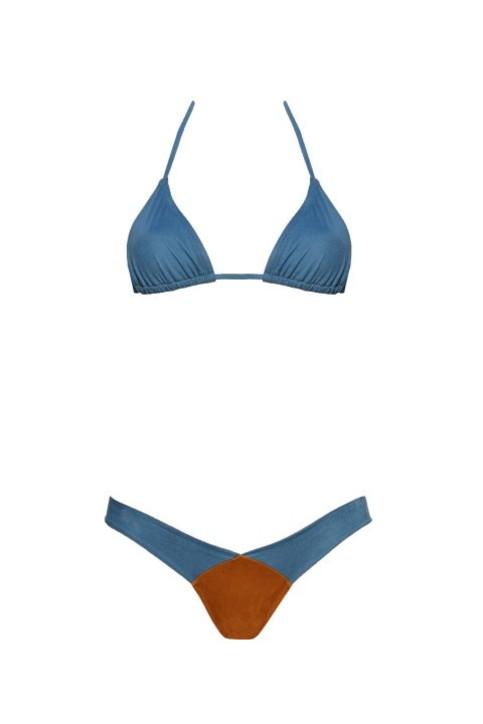 Topless. Collezioni beachwear per donne libere e audaci