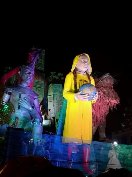 Febbraio a Viareggio, per il trionfo di Re Carnevale