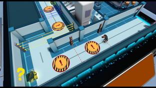 Secret Oops!, le immagini di gioco