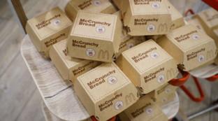 McDonald's si allea con Ferrero e lancia ilMcCrunchy Bread, il nuovo pane e nutella