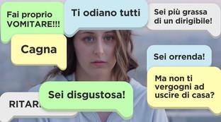 """Mediaset contro il cyberbullismo, al via la campagna di sensibilizzazione sociale """"Pensa, prima di scrivere"""""""