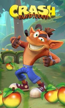 Crash Bandicoot arriva su smartphone: le prime immagini