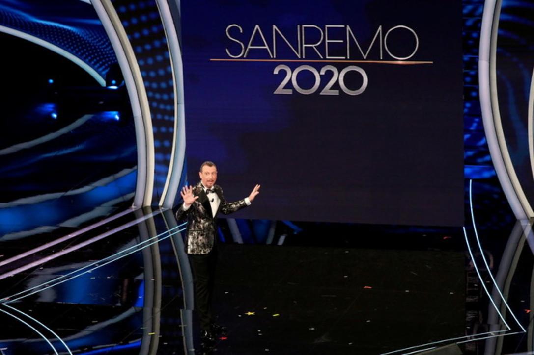 Sanremo 2020, la fotostoria della quarta serata