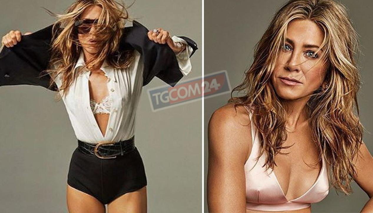 Jennifer Aniston, 51 anni e non mostrarli