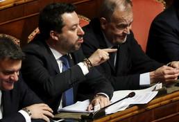 Caso Gregoretti, Salvini: verso il processo con orgoglio