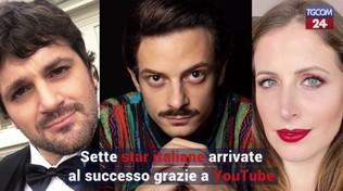 YouTube compie 15 anni: sette star italiane arrivate al successo grazie alla piattaforma