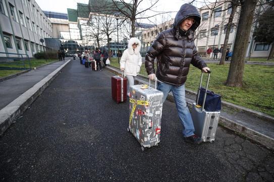 Coronavirus, 20 turisti cinesi dimessi dallo Spallanzani dopo la quarantena