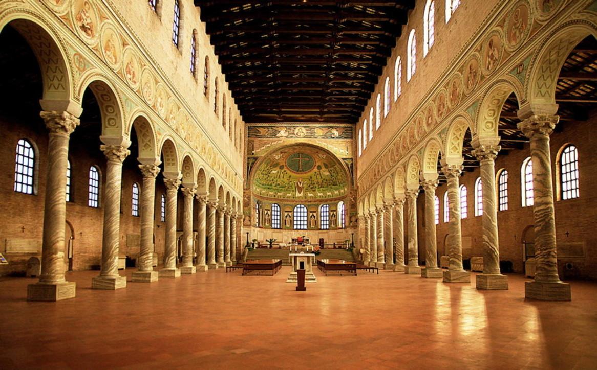 Ravenna imperiale, sfolgorante d'arte bizantina