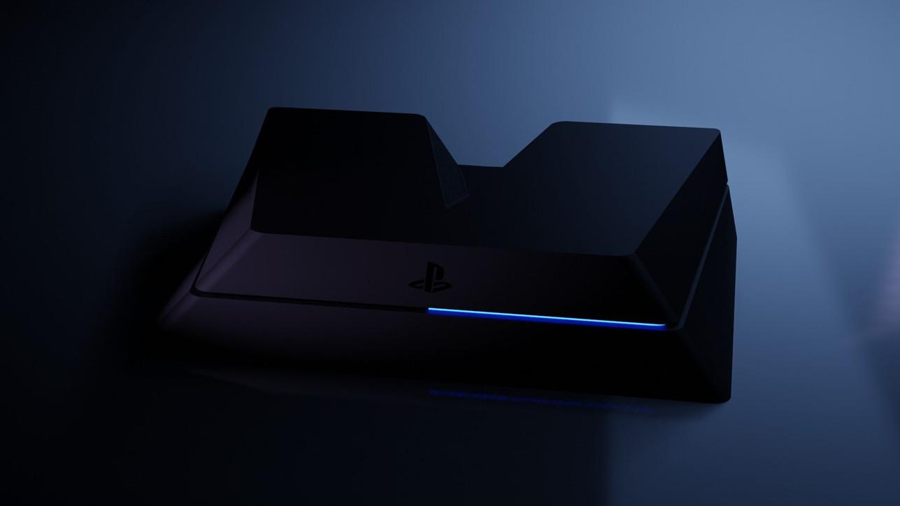 PS5, i nuovi render sul possibile design